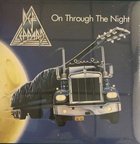 Def Leppard<br>On Through The Night<br>LP, RE, RM